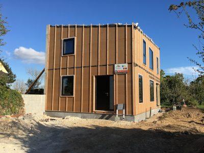 Maison ossature bois haute performance - Performance Habitat