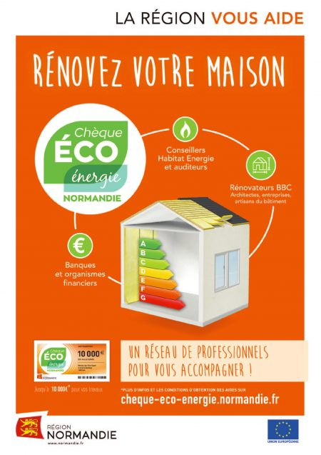 Cheque eco energie - Performance Habitat